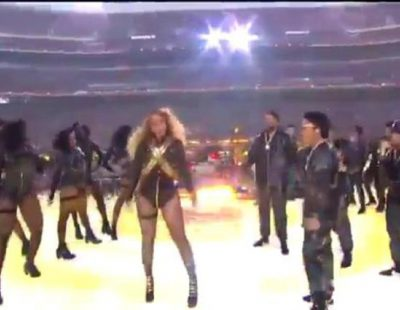 Beyoncé, Coldplay y Bruno Mars amenizan el descanso de la Super Bowl 2016