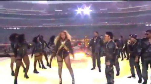 Beyoncé, Coldplay y Bruno Mars amenizan el descanso de la Super Bowl 2016