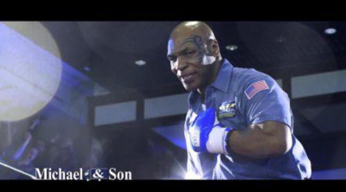 Mike Tyson protagoniza el anuncio de la Super Bowl 2016 de Michael & Son