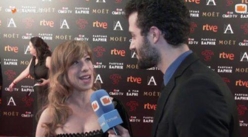 ¿Se descubrirá el secreto de Alba Recio en la novena temporada de 'La que se avecina'? Nathalie Seseña responde