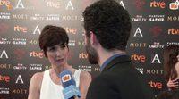 """Paz Vega: """"Echo de menos reportajes de investigación en horas normales en la tele española"""""""