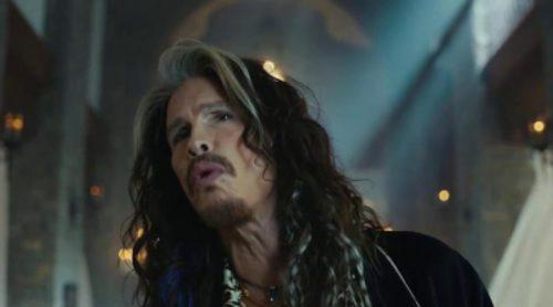 Steven Tyler (Aerosmith) protagoniza el anuncio de Skittles para la Super Bowl 2016