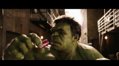 Hulk protagoniza el anuncio de Coca Cola para la Super Bowl 2016