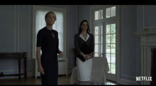 Nuevo tráiler oficial de la cuarta temporada de 'House of Cards'