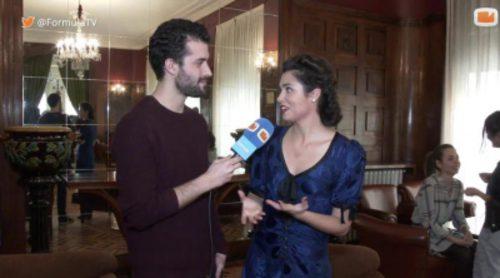"""Loreto Mauleón recuerda 'Goenkale': """"Me temblaban las piernas el primer día"""""""