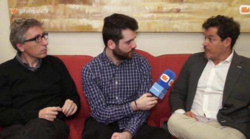 """Jorge Sanz y David Trueba: """"¿Qué fue de Jorge Sanz?' volverá cuando creamos que tiene que hacerlo"""""""