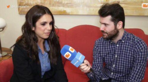 """Elena Furiase: """"Mónica Naranjo y Marta Sánchez son grandes artistas, pero me encanta ver a Lolita en 'Tu cara me suena"""""""