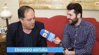 """Eduardo Antuña: """"Me encantaría parodiarme a mí mismo en '¿Qué fue de Jorge Sanz?"""""""