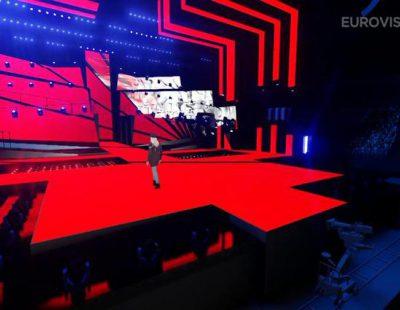 Así luce el primer diseño del escenario para el Festival de Eurovision 2016
