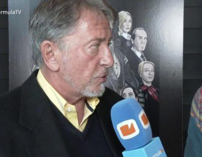¿Como ha afectado a los actores de 'El Ministerio del Tiempo' la salida temporal de Rodolfo Sancho?