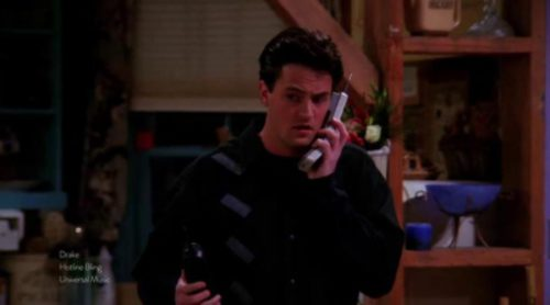 "Comedy Central India realiza un mash-up con 'Friends' y el éxito de Drake ""Hotline Bling"""