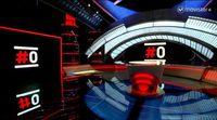 Así es el plató de Movistar Stadium, la nueva apuesta de #0 por la información deportiva