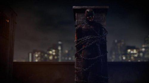 Nuevo tráiler de la 2ª temporada de 'Daredevil' muestra al superhéroe encadenado a una chimenea