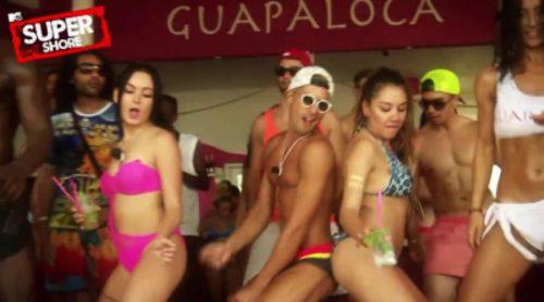 Los chicos de 'MTV Super Shore' se despiden de Mikonos para viajar a su nuevo destino, Madrid
