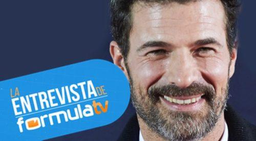 """Rodolfo Sancho: """"'El Ministerio del Tiempo' tendrá un final digno, no como el de 'Perdidos'"""""""