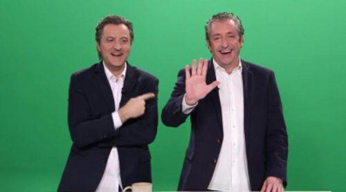 Josep Pedrerol se enfrenta a su imitador en 'Crakòvia'