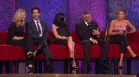 Los protagonistas de 'Friends' se reúnen para homenajear a James Burrows