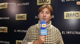 """Antonio de la Torre: """"El infiltrado' refleja las claves que cualquier producción debería tener: tiempo, dinero y esfuerzo"""""""