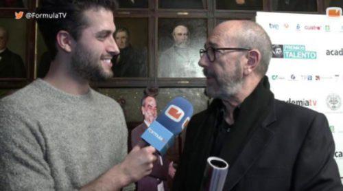 """Miguel Rellán: """"Estaré en toda la novena temporada de 'LQSA' y si hay una décima..."""""""