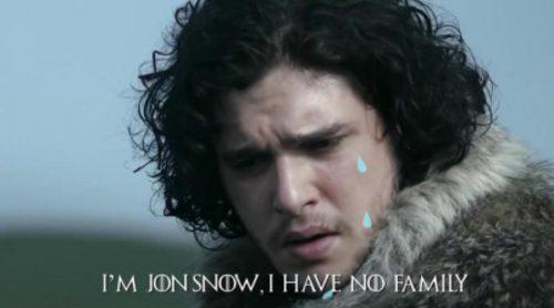 """""""The Tale of Jon Snow"""", la divertida parodia musical que resume la historia del personaje en 'Juego de Tronos'"""