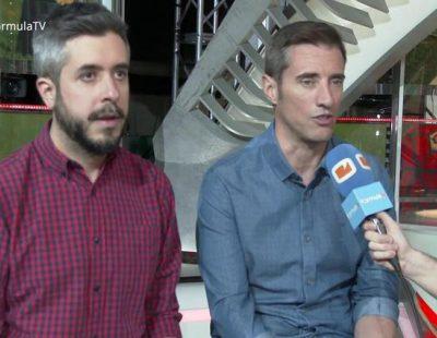 """Joseba Larrañaga: """"La piratería es un problema cultural. No tenemos asumido que si queremos el mejor deporte hay que pagar"""""""