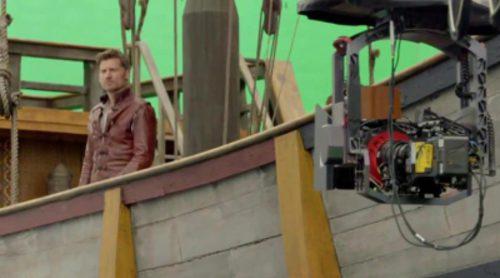 Making of de la 6ª temporada de 'Game of Thrones': así es el trabajo tras las cámaras