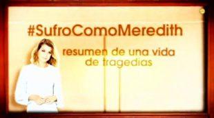 """""""Sufro como Meredith"""": Divinity videoresume todos los dramas de la protagonista de 'Anatomía de Grey'"""