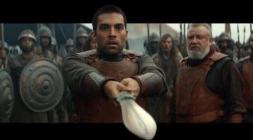 Nuevo avance de 'Of Kings and Prophets', la nueva saga bíblica de ABC