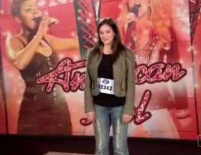 "La cantante y actriz katharine Mcphee interpreta ""God Bless the Child"" en 'American Idol'"