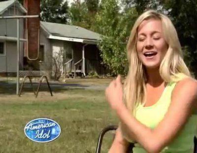 """Video de presentación de Kellie Pickler en 'Americon Idol' donde canta """"Since U Been Gone"""""""