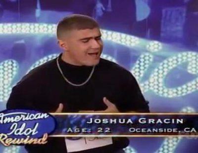 """Josh Gracin interpreta """"All or nothing"""" del grupo O-Town en una audición de 'American Idol'"""
