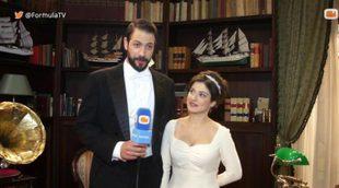 Chico García (Severo) y Aída de la Cruz (Candela) desvelan si Francisca arruinará su boda en 'El secreto de Puente Viejo'