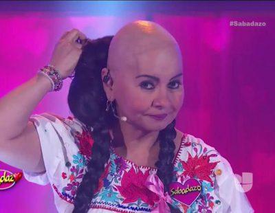 Bettina Salazar desvela que padece cáncer en 'Sabadazo'