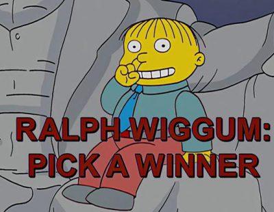 'Los Simpson' propone a Ralph Wiggum como candidato a la Presidencia de los Estados Unidos
