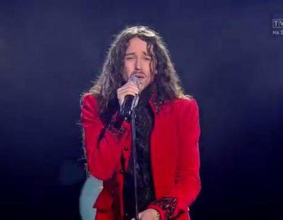 """Michal Szpak representará a Polonia en Eurovisión 2016 con """"Colour of Your Life"""""""