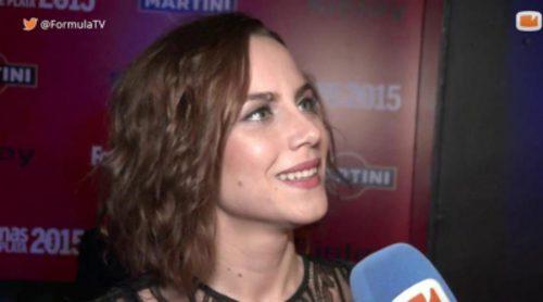 """Aura Garrido critica el machismo en TV: """"De pequeña no tuve ningún referente femenino"""""""