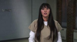 Flaca Gonzales ('Orange is the New Black') imita el discurso de Frank Underwood en 'House of Cards'