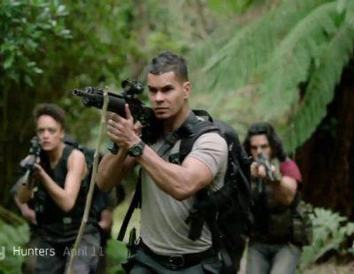 Syfy presenta el nuevo avance de 'Hunters', la nueva serie de terrorismo provocado por seres que pueden no ser de este mundo