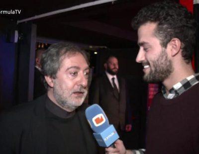Javier Olivares pide perdón a Aura Garrido y aclara la polémica con 'El hormiguero'