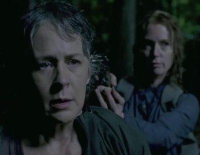 Maggie y Carol tendrán que tomar una decisión para salir adelante en el avance del nuevo capítulo de 'The Walking Dead'