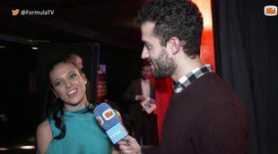 """Elisa Mouliaá: """"Se habla de segunda temporada de 'Buscando el norte', de momento vamos grabando el 9 de la primera"""""""