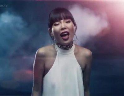"""Dami Im interpreta """"Sound of Silence"""", la canción de Australia en Eurovisión 2016"""