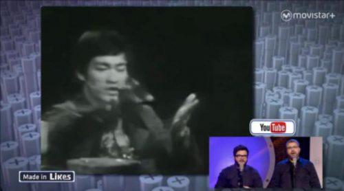 """Flo dobla a Bruce Lee: """"Me la he machacao tantas veces que al final he descubierto que..."""""""