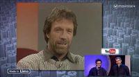 Chuck Norris y su incontinencia urinaria en 'Likes'