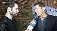 """Manu Tenorio: """"Respeto que se vaya a Eurovisión en inglés, pero teniendo el español lo veo absurdo"""""""
