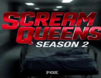 'Scream Queens' da la bienvenida a los actores que regresan para su segunda temporada