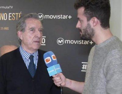 """Iñaki Gabilondo defiende a Bertín Osborne: """"No acepto la aristocracia periodística ni esos juegos snobs"""""""