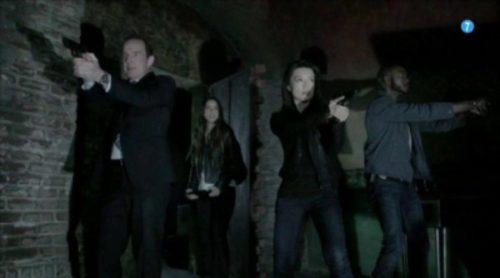 Energy estrena el viernes 18 de marzo la segunda temporada de 'Agentes de S.H.I.E.L.D.'