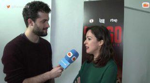 """Verónica Sánchez se sincera: """"No vi nunca el final de 'Los Serrano'"""""""