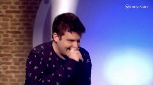 """Arkano improvisa un rap en directo en 'Likes' con la frase: """"Flo está acabado"""""""